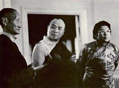 """""""You take refuge in the Buddha not as a savior- not with the feeling that you found something to make you secure- but as an example, as someone you can emulate. He is an example of an ordinary human being who saw through the deceptions of life, both on the ordinary and spiritual levels."""" ~~~ Chögyam Trungpa, the Heart of the Buddha #trungpa"""