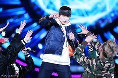 151009 One K Concert 'One Dream One Korea' in Sangam World Cup Stadium