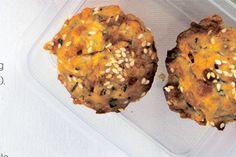 Savoury mini muffins