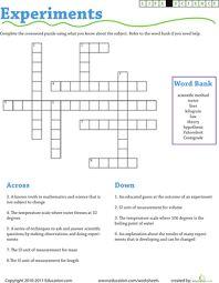 Third Grade Life Science Puzzles & Sudoku Worksheets: Life Science Crossword: Ec… – Angela Ard Home Science Vocabulary, Science Worksheets, Science Student, Science Resources, Science Classroom, Science Lessons, Life Science, Vocabulary Worksheets, Science Activities