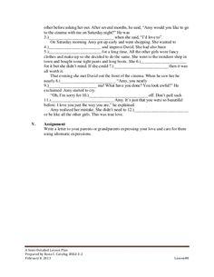 Semi-Detailed Lesson Plan on Idiomatic Expressions 4a's Lesson Plan, Lesson Plan Examples, Reading Lesson Plans, Science Lesson Plans, Reading Lessons, Science Lessons, English Lesson Plans, English Lessons, Idiomatic Expressions