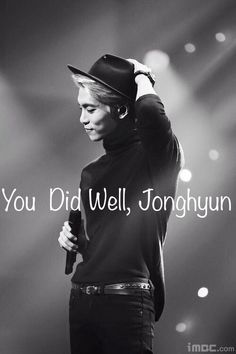 #jonghyun #shinee #ripjonghyun Rest in peace Jonghyun you lived a great life i wish it lasted longer