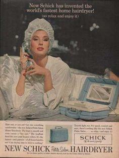 1962 Hair dryer