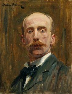 Walter Osborne Paintings | PORTRAITS OF PAINTERS: Walter Frederick Osborne
