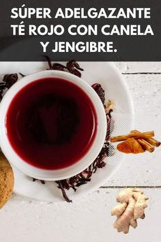 An online space for you to learn all about Cooking and Gastronomy Runner Tips, Ginger And Cinnamon, Healthy Juices, Tea Recipes, Menu Planning, Drinking Tea, Healthy Weight Loss, Healthy Life, Detox