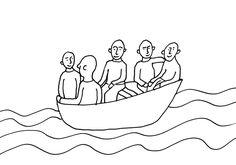 ⛵ We zitten in hetzelfde schuitje (= hetzelfde lot moeten ondergaan / met dezelfde omstandigheden te maken hebben) ⛵ E: we are sitting in the same boat / we are all in the same boat ⛵F: nous sommes (tous) dans le même bateau ⛵D: wir sitzen (alle) im selben Boot ⛵S: (todos) estamos en el mismo barco ⛵I: siamo tutti sulla stessa barca / siamo tutti nella stessa barca ⛵P: estamos todos no mesmo barco ⛵