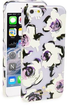 kate spade new york 'romantic floral' iPhone 6 case