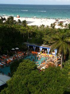 Pool Party @ Shore Club, Miami Beach - Photo Armonie Bensoussan © 2011