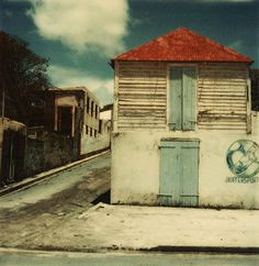 Walker Evans  American, Saint Martin, West Indies, 1974  Dye diffusion print 4 1/4 x 3 1/2 in.