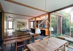 The Framehouse, Rowe Lane, London E9 — The Modern House Estate Agents: Architect-Designed Property For Sale in London and the UK