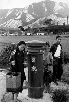 Henri Cartier-Bresson // Hong Kong, 1949