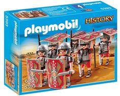 Playmobil Romersk tropp 5393