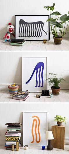 Prints // Miss Moss