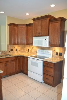Remodel kitchen