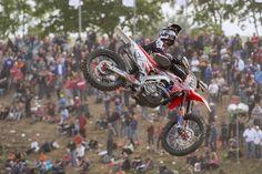 Gautier Paulin in Germany Honda, Germany, Racing, Motorcycle, Vehicles, Running, Auto Racing, Rolling Stock, Deutsch