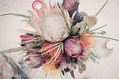 amazing protea arrangement...