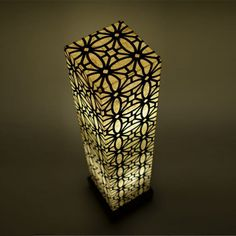 Eco-friendly and stylish Floor lamp. Pre-register on www.tjori.com to discover more uniquely designed products.