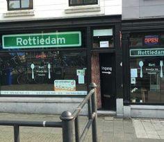 Roti zaak Rottiedam.