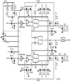 200 Watt power Amp with complete power supply schematic