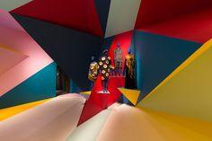 Fashion Looks Forward exhibition at Stockholm's Liljevalchs Konsthall gallery
