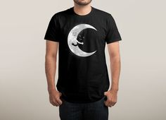 Check out the design Moon Hug by R.Gegen Noviara on Threadless