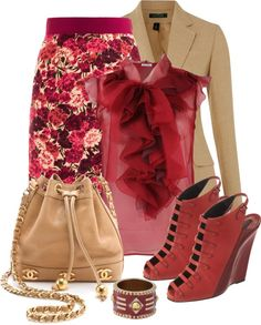 """Frills & Ruffles"" by maggie-jackson-carvalho on Polyvore"
