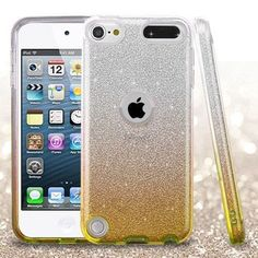 Now available on our store: MYBAT Glitter Hyb... Check it out here! http://www.myphonecase.com/products/mybat-glitter-hybrid-ipod-touch-5g-6g-case-gold-gradient?utm_campaign=social_autopilot&utm_source=pin&utm_medium=pin