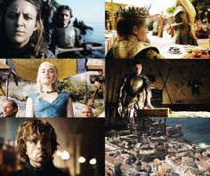 Game of thrones - Saeson 4