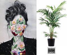 Descubre en RETROSPECTROOM nuestra colección de plantas artificiales de calidad. Decora tu hogar o eventos especiales . Consulta presupuestos de flores y plantas para Bodas y celebraciones .