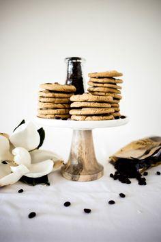 chocOlate espresso bean cookies