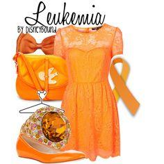 """Leukemia"" by lalakay on Polyvore"