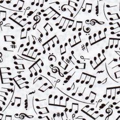 48 Best Music Themed Fabrics Images Music Music Lyrics