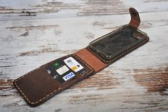 Leather iphone case menleather iphone case by JaklinDifferent