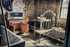 Ghost Towns: Bodie, California