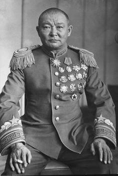 Хорлогийн Чойбалсан - История России в фотографиях