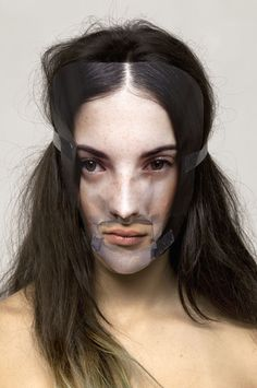 Plastic Surgery With Magazines by Metra Bruno and Laurence Jeanson