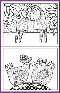 Mexican Folk Art Coloring Pages - Bing Images