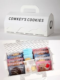 COWKEY'S COOKIES - Assortment Box.