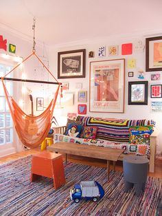 Two Artists Make a Gallery of Their New York Home | Design*Sponge