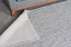 A detailed review of the Texa rug in fog gray, from Article. This beautiful handmade wool rug is the perfect addition to any room, learn why.