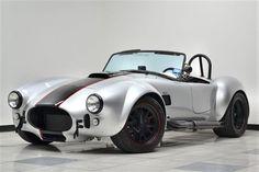 Replica Kit Makes AC Cobra RTX 1965 backdraft racing rtx ac cobra replica Ac Cobra, Ford Shelby Cobra, Classic Motors, Classic Cars, Cobra Replica, Fast Cars, Sport Cars, Custom Cars, Motor Car