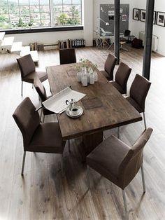 Furn Manchester Esstisch #Tisch #Holz #Küche #Esszimmer #Wohnen #Möbel #Galaxus
