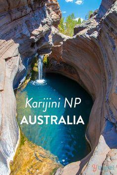 Karijini National Park - Western Australia