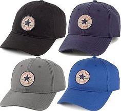 Converse Core Classic Twill Baseball Cap - Black fae6e664acad
