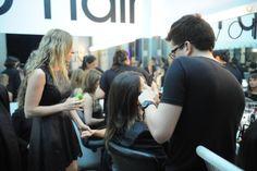 Makeup & Hair en la presentación de la Nueva Línea de Maquillaje Avon #AvonMakeup  #Moda #Tendencias #Belleza #Maquillaje