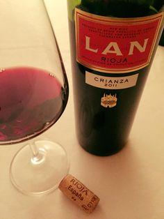 El Alma del Vino.: Bodegas Lan Crianza 2011.