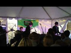 English band The Strypes perform live at SXSW 2014, Austin Texas