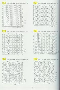 points de crochet a imprimer   schémas de points 32