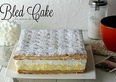 Bled cake - Ricetta preparazione dolce cucina slovena