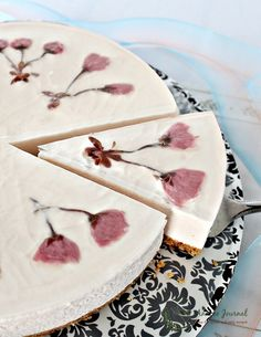 Made this lovelySakura Cheesecakeduring the weekend. I used the remaining pickled sakura and ume jam from my Sakura Rollto make this yummy cheesecake. This is an easy to do recipe with a straight forward method and you don't have to turn on the oven as it is a No-bake cheesecake. After soaking the pickled …